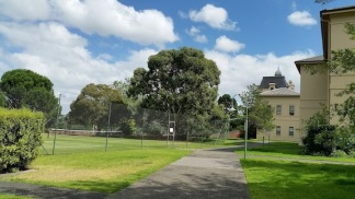 willsmere tennis courts