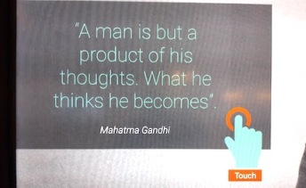 gandhi quote 1