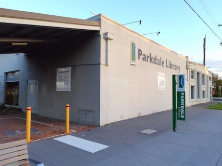 Parkdale library