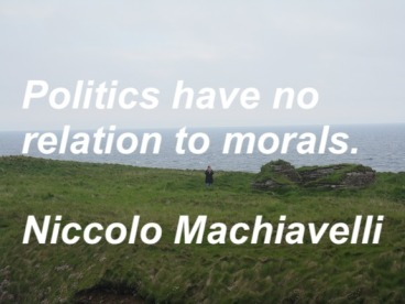 quote about politics