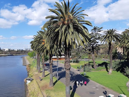 from st kilda rd bridge