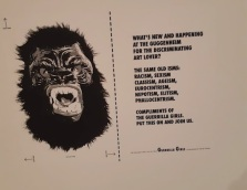 guerrilla girls and isms