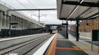 new bentleigh station august 2016