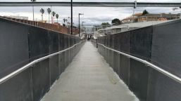ramp at bentleigh station
