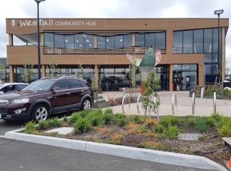 westall community hub 2