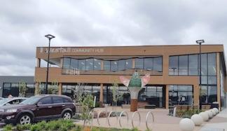westall community hub