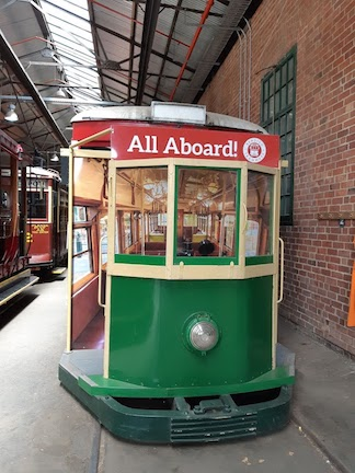 close up green tram.jpg