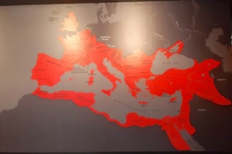 detailed map roman empire 2