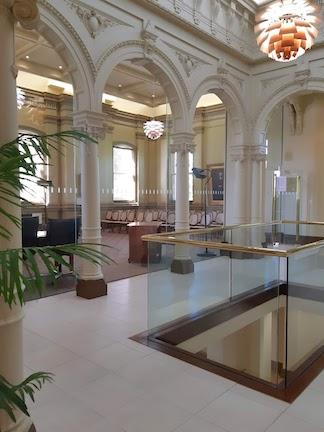 new council chamber bendigo
