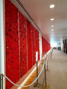 poppy wall parlt house canberra