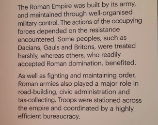 Rome military might