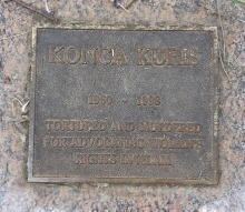 Konca Kuris tortured and murdered for advocating women's rights in Islam 1960-98