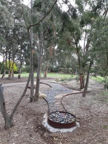 peace park path