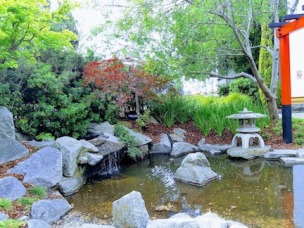 tranquility - japanese garden EFFECTS