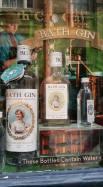 bottles of jane austen gin
