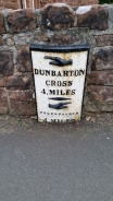 dunbarton cross sign