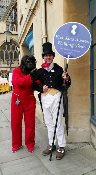 jane austen guide plus gorilla