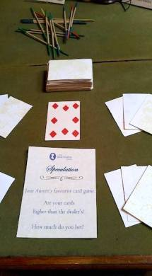 jane's favourite card game