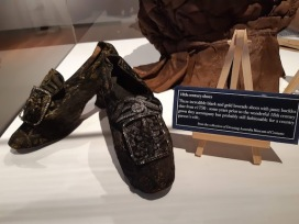 shoes eighteenth century