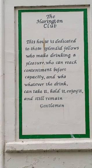 the harington club gentlemans sign.jpg