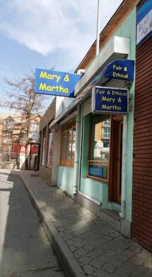 mary and martha's shop
