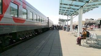 Ulaanbaatar station 2