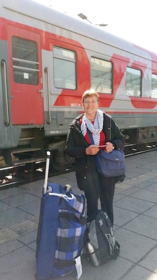 Ulaanbataar Station