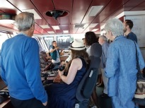 rainbow warrior control room
