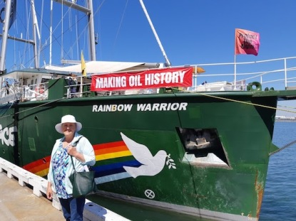 rainbow warrior