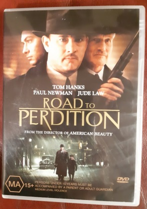 road to perdition DVD