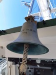 ship's bell rainbow warrior