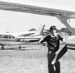 missing pilot