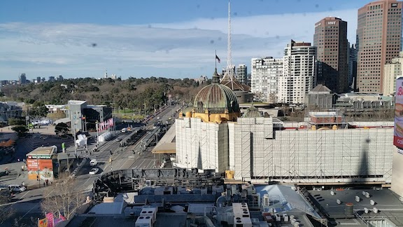 birds eye view flinders st july 2019 3