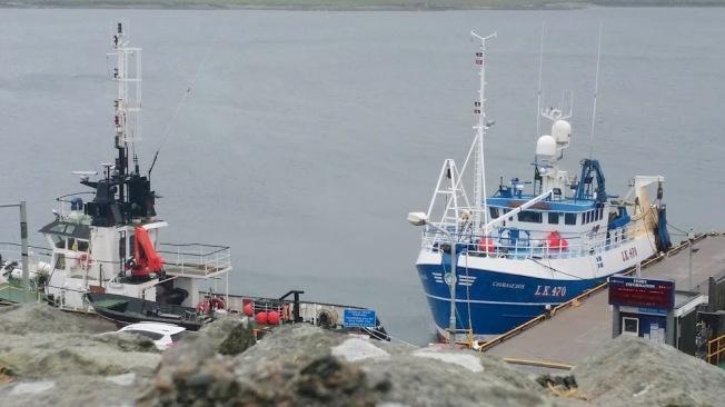 fihsing boat