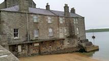 Jimmy Perez's house on Shetland