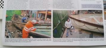shetland boats restored