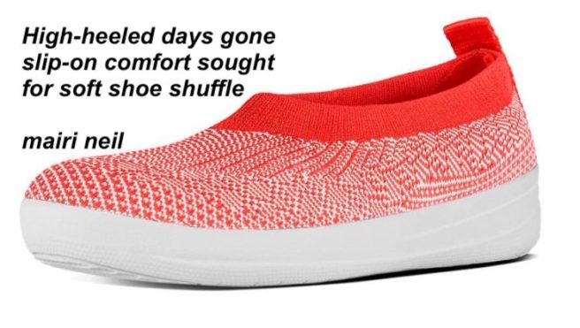 shoes for chronic pain