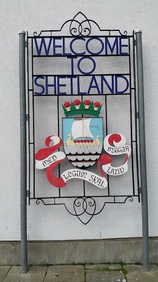 welcome to shetland sign up close