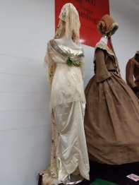 dresses from ghosts of Christmas