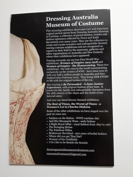 info about museum and curator
