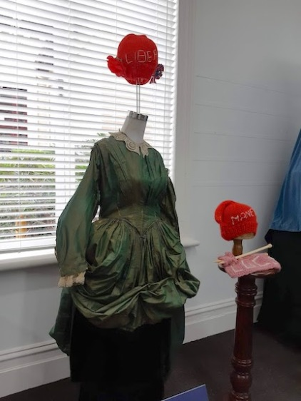 madame defarge dress