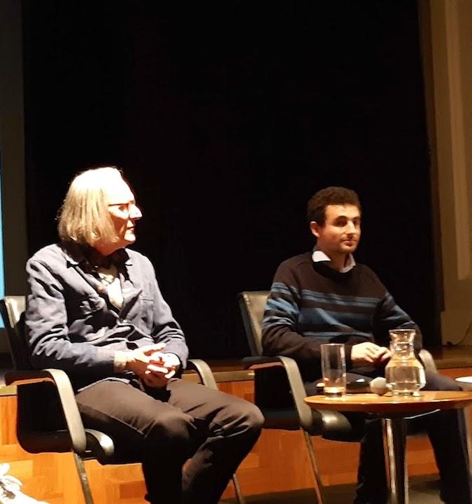 speakers david and Aaron