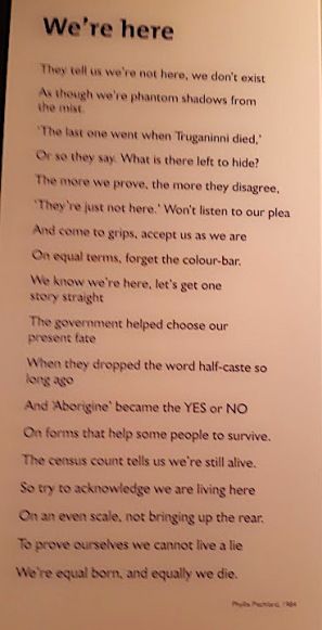 were here poem