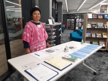 at library westall