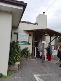 entrance westall