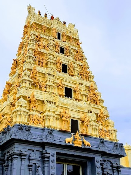 temple tower