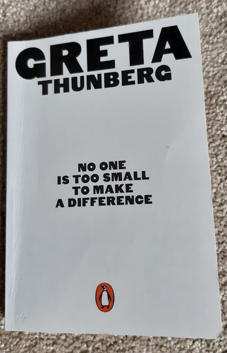 greta's book