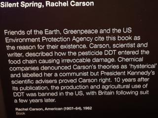rachel carson and DDT ban