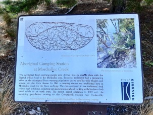 indigenous camping ground