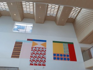 art work hospital